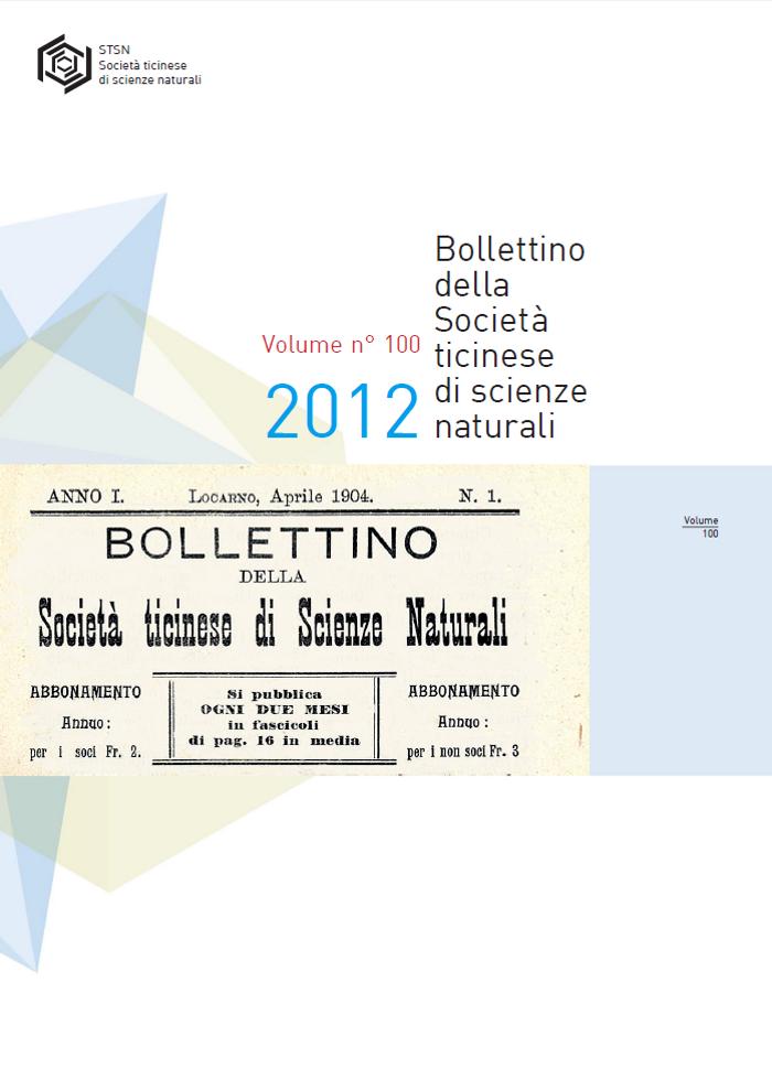 Bollettino Nro 100